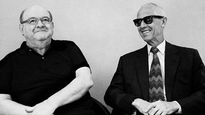 Tony Gross and Graham Cutler