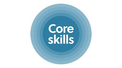 Core skills CET logo