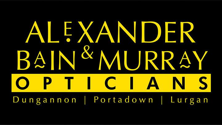 Alexander Bain & Murray Opticians logo