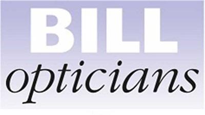 Bill opticians logo