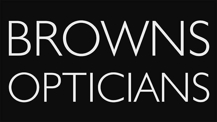 Browns Opticians logo