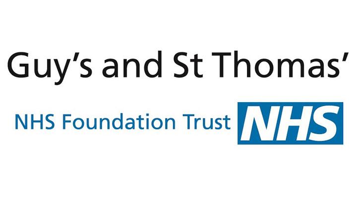 Guys and Saint Thomas logo