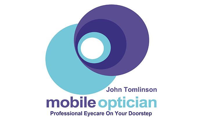 John Tomlinson Mobile Optician logo