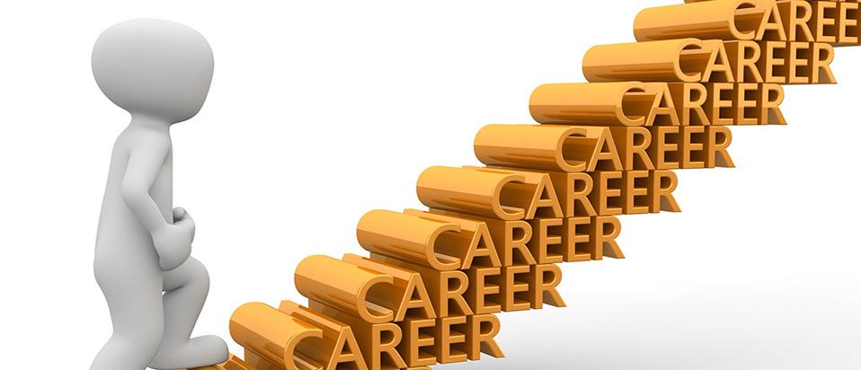 Career ladder banner