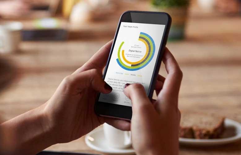 Zeiss smart phone app