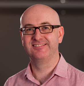 OT clinical editor, Ian Beasley