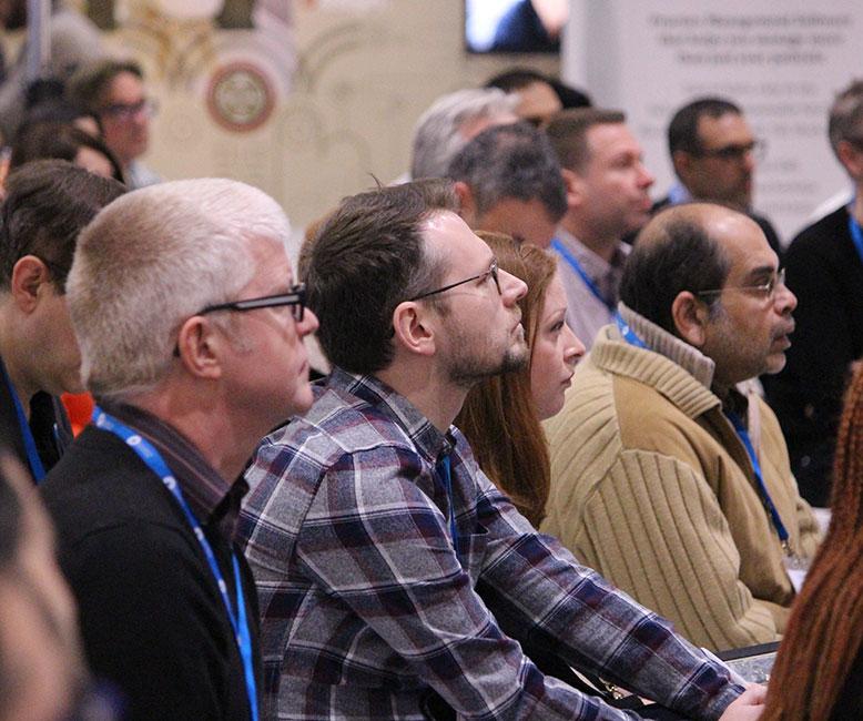 100% Optical delegates