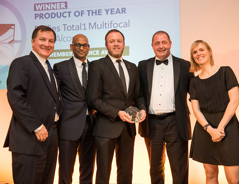 Product of the Year, Alcon
