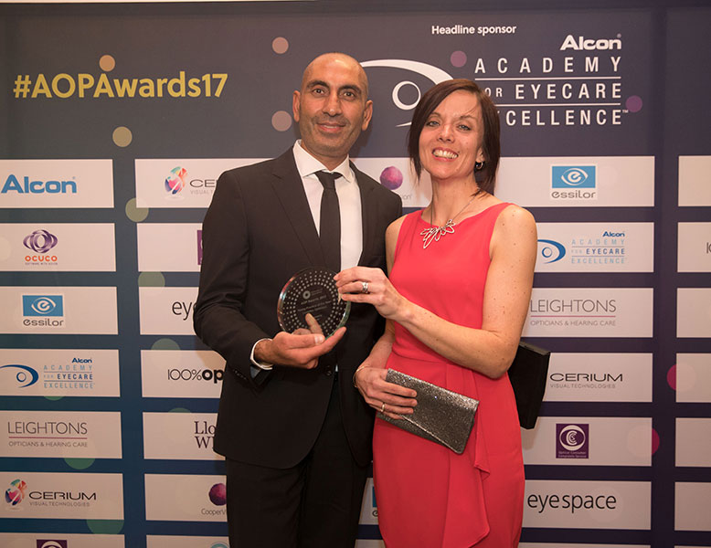 Young Practice of the Year, Lunettes Opticians