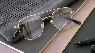 Design Eyewear Group InFace brand eyewear