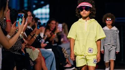 Zoobug London Fashion Week