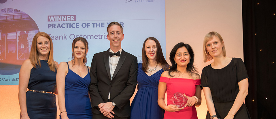 AOP Awards 2017 Practice of the Year