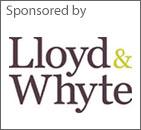 Lloyd Whyte sponsor logo