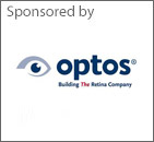 Optos sponsors logo