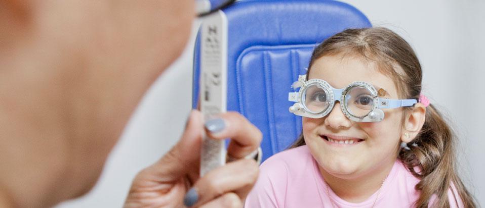 AOP promotes eye health in children