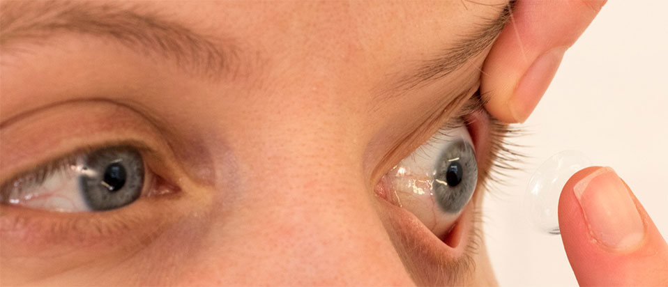 Advice for soft contact lens wearers
