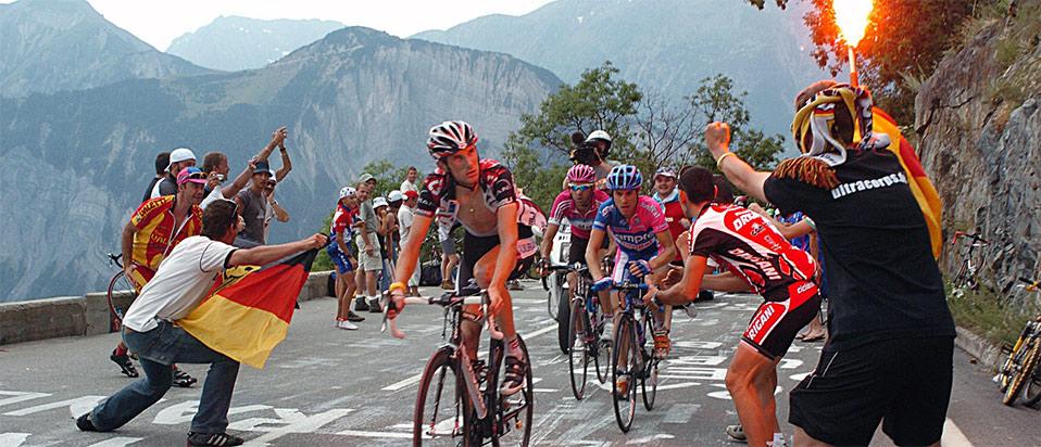 Tour de France blog header