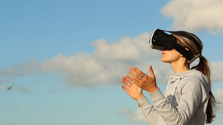 virtual reality and eye sight blog