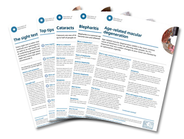 Patient leaflets pack