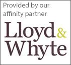 Lloyd and Whyte affinity partner logo