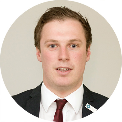 AOP Councillor Alex Thornton