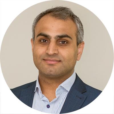 AOP Councillor Dharmesh Patel