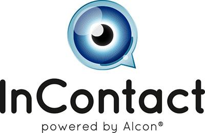 Alcon InContact logo