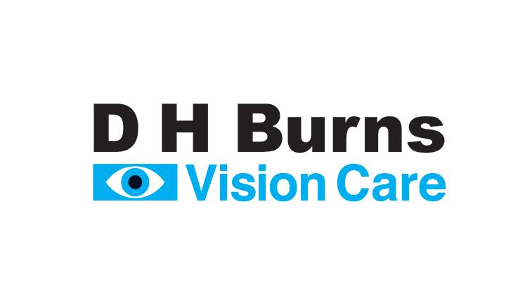 DH Burns Logo