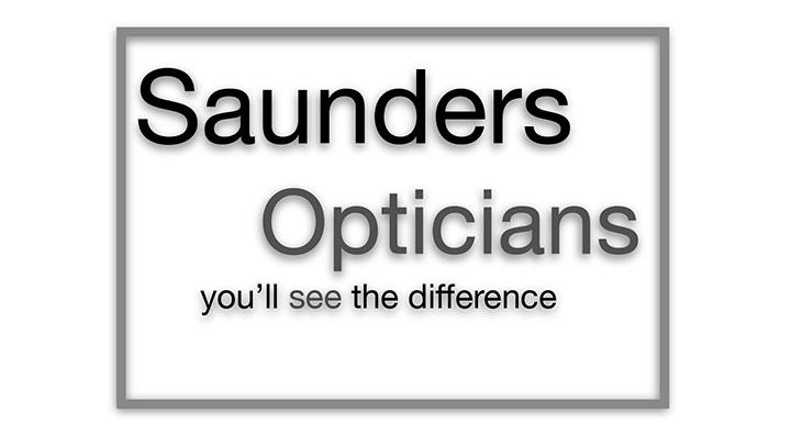 Saunders Opticians logo