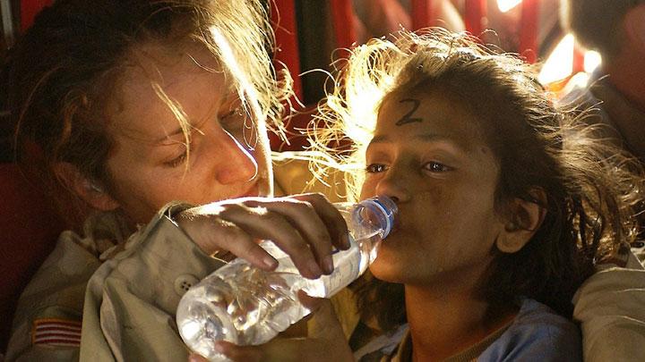 Humanitarian aid